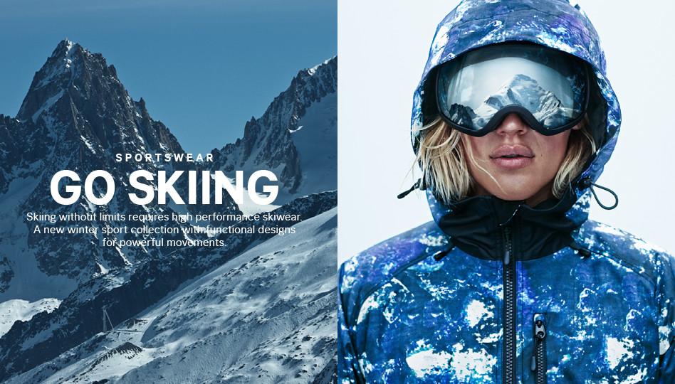 292 best images about Winter Sportswear on Pinterest  Ski