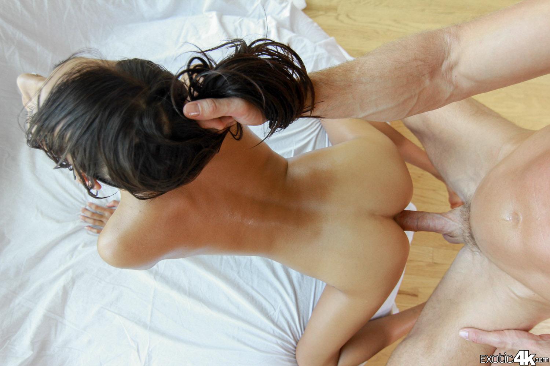 Наказал членом порно