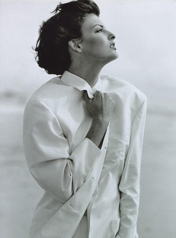 Vogue Paris 1992 May ph Peter Lindbergh 2